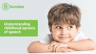 Understanding Childhood Apraxia Of Speech
