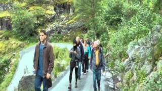 טיול מאורגן לנורווגיה, יולי 2012 - איילה גיאוגרפית