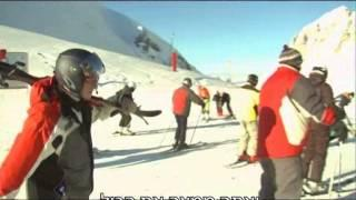 המדריך לטרמפיסט בגלקסיה - חופשת סקי הדרכה בעברית