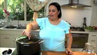 מתכוני סוגת: קדרה מעושנת של עוף ואורז
