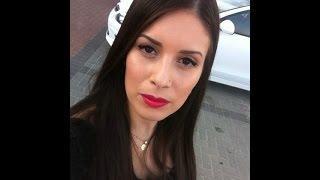שפתיים מודגשות ליום יום + הדגמת Highlighting :)