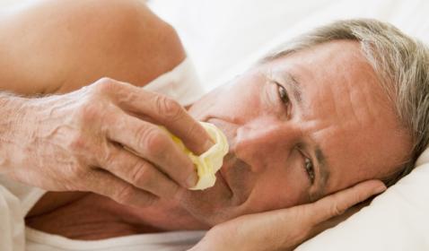 הצטננות כרונית ושפעת - מניעה וטיפול בדרך הטבעית