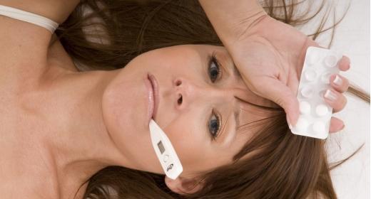 דלקות גרון ושפעת- מניעה וטיפול טבעי
