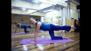 איך להשיג רגליים ארוכות ובטן שטוחה