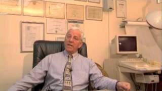 ד'ר ברונו סיגל מסביר על טיפול בפיסורה