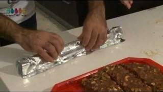 עוגיות מרוקאיות // שף ורד כהן / גלילת תמרים