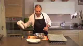 פינת הבישול עם יוסי בן דיין - סלט קפונטה