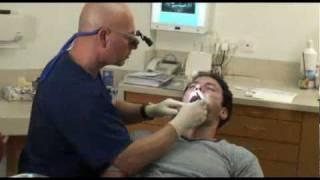 מבנה הפה/סקירת רופא שיניים