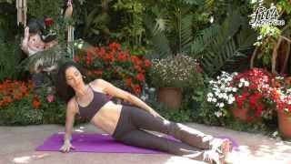 אימון המחזק את שרירי הבטן