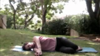 אימון פילאטיס אישי - טליאז ענבל - שיעור 3 נשימה והתארכות