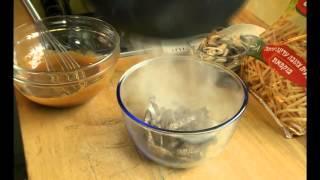 מתכונים בריאים לילדים: שייטל ושעועית ברוטב חמאת בוטנים