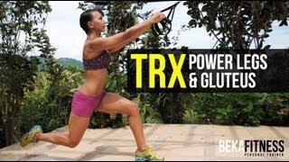 רגליים וישבן TRX