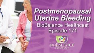 Postmenopausal Uterine Bleeding דימום לאחר הבלות