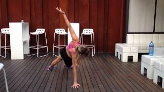 אימון פיצוץ לבטן וכל הגוף ב 12 דקות!