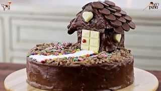 איך מכינים עוגת עמי ותמי? אופים עם שוקולד פרה