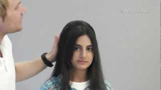 איך לעשות תסרוקת לבת מצווה HAIR STYLING