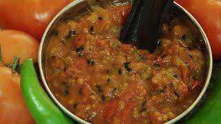 צ'טני עגבניות - מטבל הודי: מבשלים עם ונו