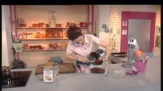 בראוניז קוקוס טבעוניים, מתוך 'פשוט לאפות' עונה 2 - פרק 5 - מטבח טבעוני
