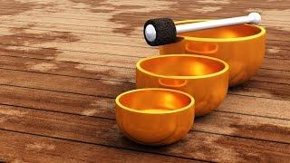 6 Hour Tibetan Music: Singing Bowl Music, Meditation Music, Soothing Music, Healing Music ☯2155