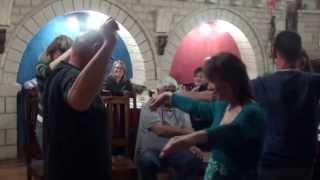 טיול גיפים ביוון, איילה גיאוגרפית