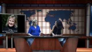 ראיון עם לילי כהן בתוכנית הבוקר המקצוענים של ערוץ החיים הטובים
