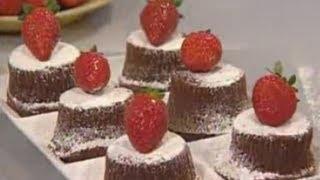 סודות מתוקים - עוגת שוקולד חמה