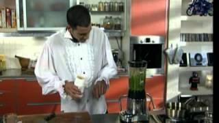 שגב - שגב במטבח פרק 15 - פלאפל בטחינת בזיליקום