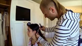 עיצוב שיער כלות 2014 תסרוקות כלה וערב דניאל בן אלישע