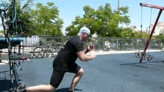 אימון כושר בחוץ פרק 3