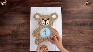 איך מכינים עוגת דובי? אופים עם שוקולד פרה