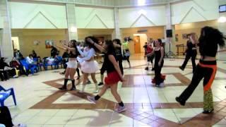ריקוד אירובי חגית שביט