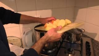 Vegeterian Jewish Hamen-חמין צמחוני