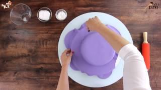 איך מכינים עוגת פיות? אופים עם שוקולד פרה