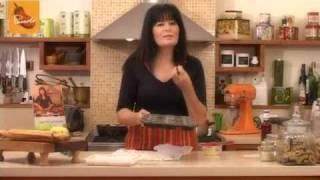 מתכונים מהירים - סלסילות פילו ,או בצק עלים במלית פירות