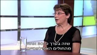 פרופ' קרסו עם ד'ר רונית גלעד: מחלת האפילפסיה (כפיון) - אבחון וטיפול