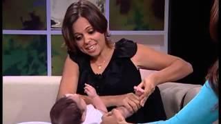 רפלקסולוגיה לתינוקות וילדים טל קבסה.