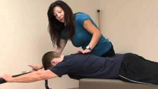 פילאטיס לספורטאים (פרק 9): תרגילי פילאטיס שיקומיים לכתפיים