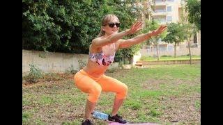 אימון 6 דקות לחיטוב מהפכני ושריפת שומנים