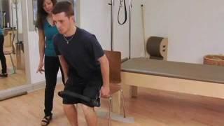 פילאטיס לספורטאים (פרק 33): תרגילים לשיקום ברכיים בעזרת טבעת פילאטיס