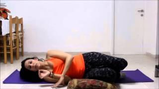 תרגילים לחיטוב המותן ובטן תחתונה