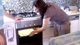 מטעמים: עוגיות טחינה לבנבנות
