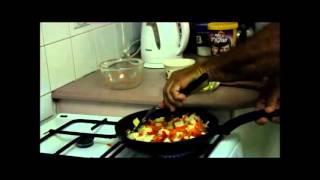 מתכון טופו מוקפץ עם ירקות