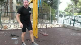אימון כושר בחוץ פרק 4