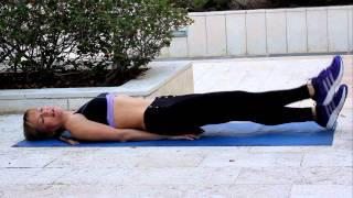 אימון כושר לשרירי הבטן למתחילים - פשוט ואפקטיבי!