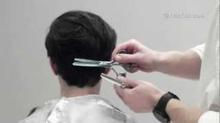 עיצוב שיער-קורס תספורות גברים תספורות נשים לשיער קצר