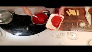 קנלוני תרד ריקוטה ברוטב עגבניות, מתוך 'לאון אל דנטה - איטליה בבית', עונה 2: פרק 4
