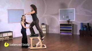 פילאטיס לספורטאים (פרק 14): חיזוק שרירי הירך לרקדנים