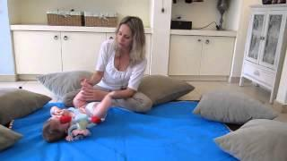 עיסוי כפות רגליים - הקלה ושחרור מעצירות וכאבי בטן