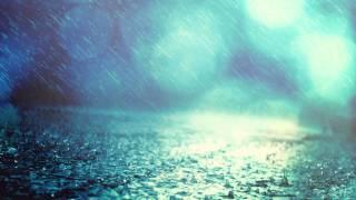 8 HOURS Relaxing Music | Healing Binaural Rain | Background For Sleep, Meditation, Massage, Yoga