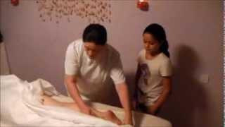 סדנת עיסוי הורים וילדים - 1